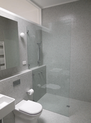 melbourne frameless shower screens